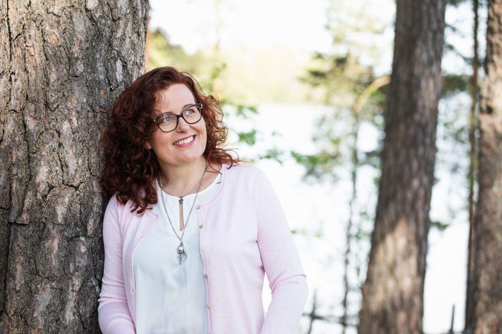 Anne-Mari Jääskinen on Tunne ja Taida Oy:n perustaja ja toimitusjohtaja.