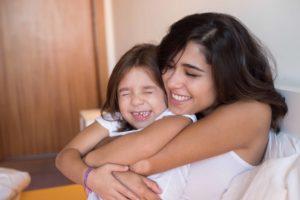 lapsen ja nuoren tulee oppia, että on ok olla välillä herkkä ja heikko